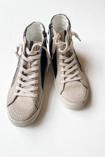 Roxanne High Top Sneaker - Vintage Hope Boutique
