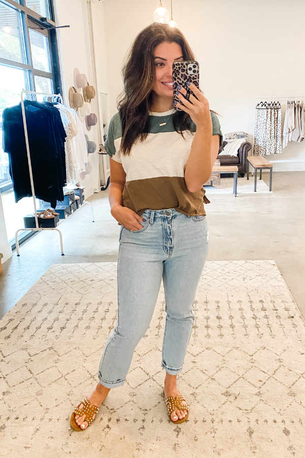 Casual Summer Jeans - Vintage Hope Boutique