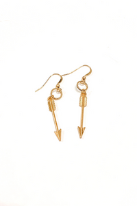Arrow Earrings | BB Lila - Vintage Hope Boutique