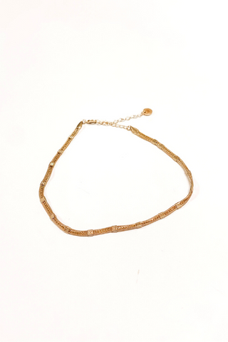 Sweet & Simple Choker | BB Lila - Vintage Hope Boutique