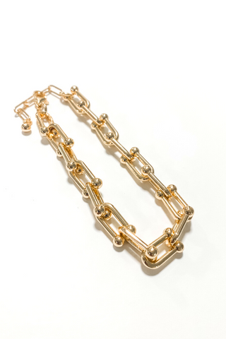 Gold Chain Bracelet - Vintage Hope Boutique
