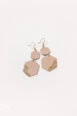 VHB 3rd Birthday Earrings by Addy's Way - Vintage Hope Boutique