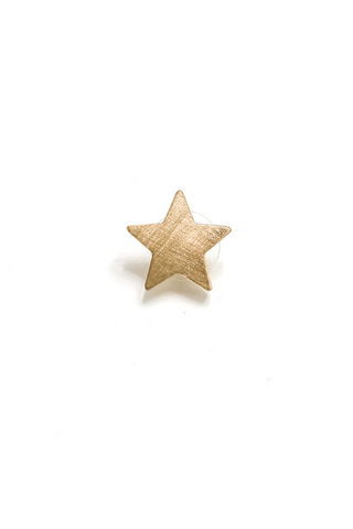 Mix + Match Gold Star Earring - Vintage Hope Boutique