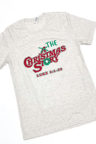The Christmas Story Tee - Vintage Hope Boutique