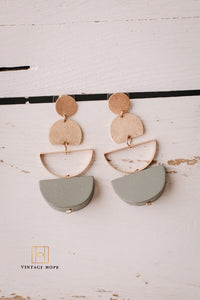 Mod Shape Earrings