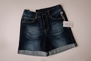 Denim Shorts by Grace & Lace