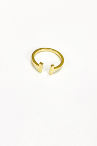 BB Lila Mr T Adjustable Ring - Vintage Hope Boutique