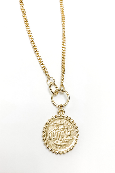 BB Lila Go Your Own Way Pendant - Vintage Hope Boutique