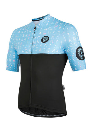 attaquer cycling jersey