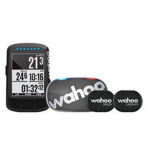 Wahoo Element Bolt Stealth Black Bundle
