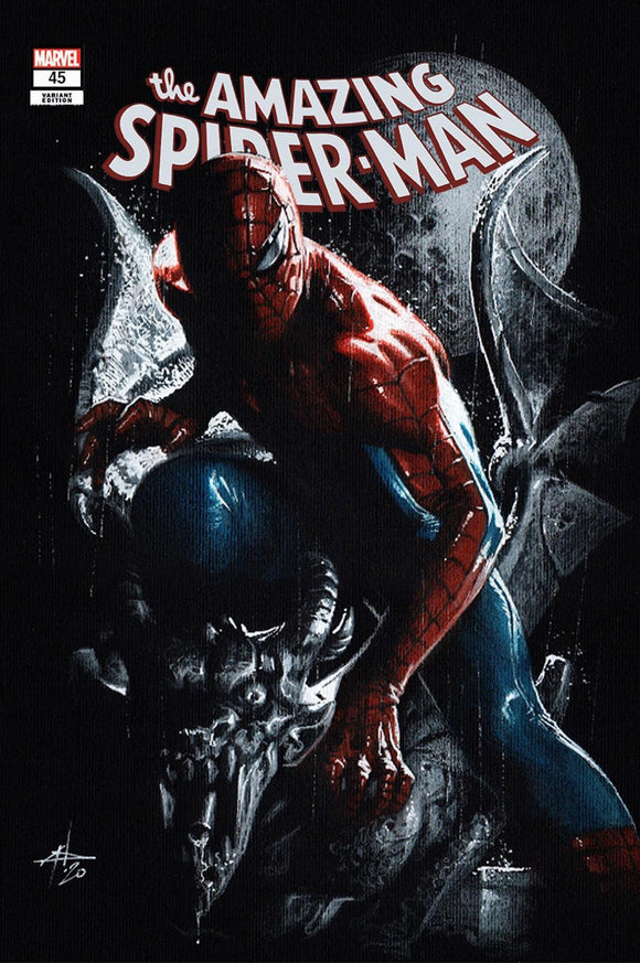 Pre-Order: AMAZING SPIDER-MAN #45 Dell 'Otto Exclusive! - Mutant Beaver Comics