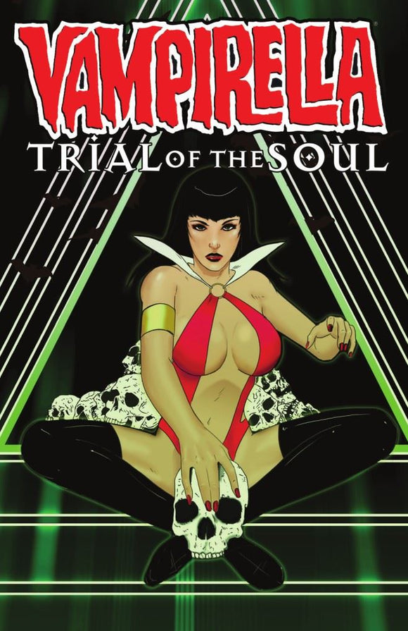 Pre-Order: VAMPIRELLA Trial of the Soul (One-Shot) Larry Watts Exclusive! 09/30/20 - Mutant Beaver Comics