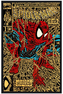 Pre-Order: SPIDER-MAN #1 FACSIMILE SHATTERED EXCLUSIVE! 09/09/20 - Mutant Beaver Comics