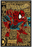 SPIDER-MAN #1 FACSIMILE SHATTERED EXCLUSIVE! - Mutant Beaver Comics