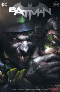 BATMAN #100 Francesco Mattina HOMAGE Exclusive! - Mutant Beaver Comics