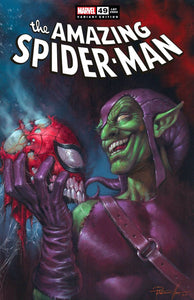 Pre-Order: AMAZING SPIDER-MAN #850 (#49) Giant-Sized Lucio Parrillo Exclusive! 09/30/20 - Mutant Beaver Comics