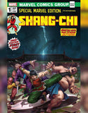 Pre-Order: SHANG-CHI #1 Derrick Chew Exclusive! 10/30/20 (Ltd to Only 1000) - Mutant Beaver Comics