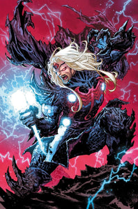 Pre-Order: THOR #10 LASHLEY KNULLIFIED VIRGIN EXCLUSIVE  1/14/21 - Mutant Beaver Comics
