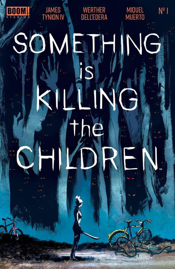 Pre-Order: LCSD 2020 SOMETHING IS KILLING CHILDREN #1 FOIL VARIANT! (Signed & Unsigned)