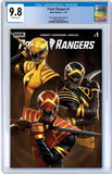 POWER RANGERS #1 Rafael Grassetti Exclusive! (Ltd to ONLY 1000 Copies!) - Mutant Beaver Comics