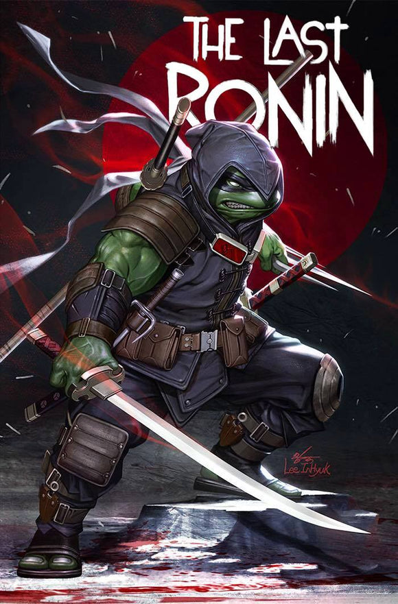 Pre-Order: THE LAST RONIN #2 Inhyuk Lee Exclusive! - Mutant Beaver Comics