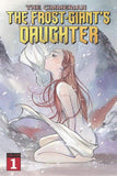 Pre-Order: CIMMERIAN FROST GIANTS DAUGHTER #1 Peach Momoko GOLD FOIL Exclusive! (Ltd to Only 500) 12/30/20 - Mutant Beaver Comics