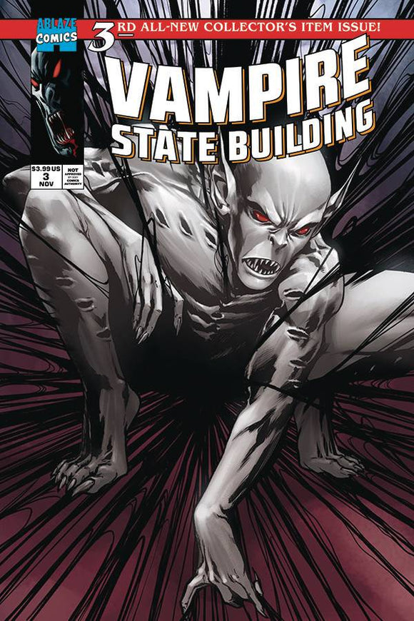 VAMPIRE STATE BUILDING #3 CVR C OHTA ***LTD QUANTITY IN STOCK!!*** - Mutant Beaver Comics