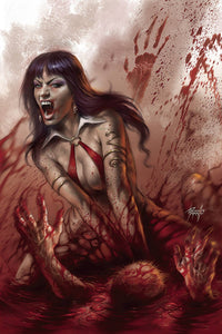 VENGEANCE OF VAMPIRELLA #3 Parrillo Limited Edition VIRGIN! - Mutant Beaver Comics
