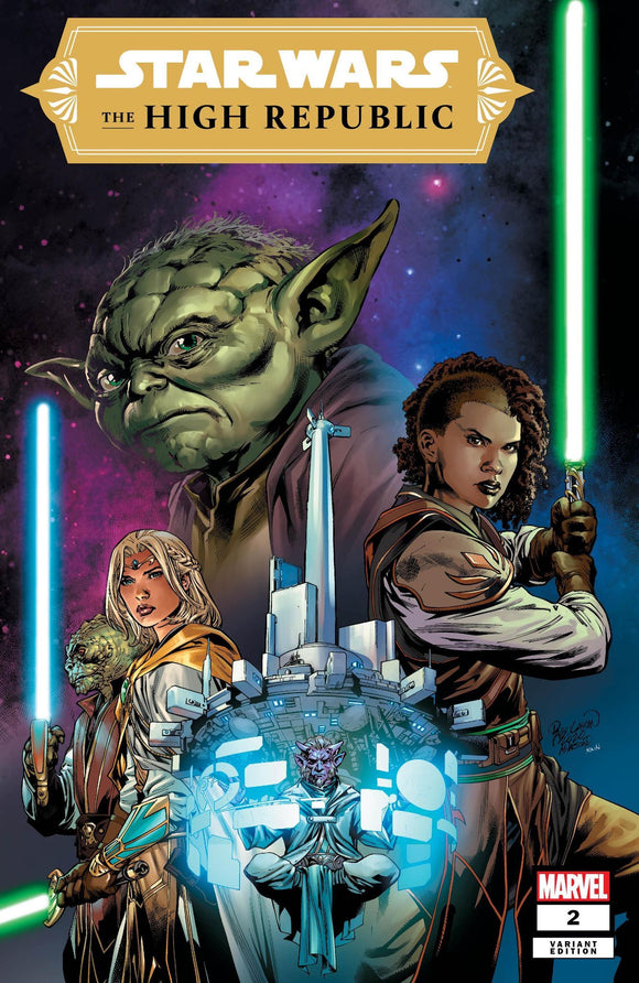 Pre-Order: STAR WARS HIGH REPUBLIC #2 CARLO PAGULAYAN EXCLUSIVE! 02/28/21