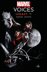 Pre-Order: MARVEL VOICES LEGACY #1 DELL 'OTTO EXCLUSIVE! 03/15/21