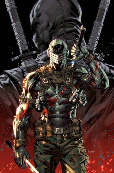 Pre-Order: SNAKE EYES DEADGAME #5 KAEL NGU VIRGIN EXCLUSIVE! 04/15/21