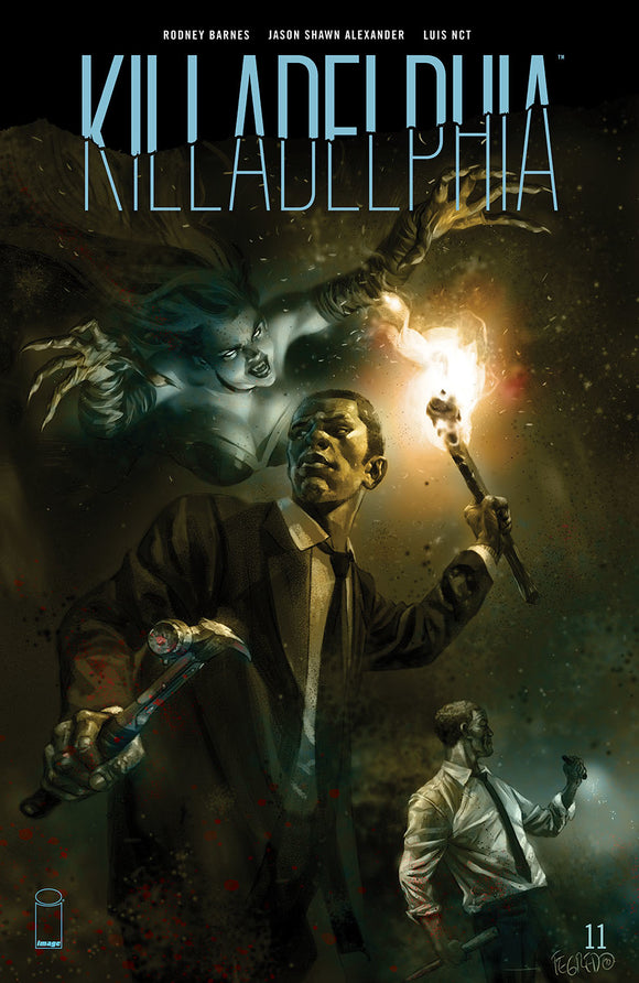 12/23/2020 KILLADELPHIA #11 CVR B FEGREDO (MR) - Mutant Beaver Comics