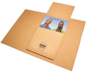 GEMINI COMIC MAILERS (Available in 10 or 20 packs) ***IN STOCK!*** - Mutant Beaver Comics
