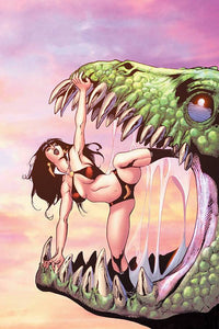 VAMPIRELLA #9 1:7 CASTRO VIRGIN RATIO VARIANT - Mutant Beaver Comics
