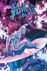 SILVER SURFER: BLACK #1 Bradshaw 1:50 TRADE DRESS Ratio Variant! - Mutant Beaver Comics