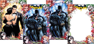 BATMAN #50 Tyler Kirkham EXCLUSIVE 4 Cover Complete SET (Trade, 2 Virgins + 1 Sketch)! Only 1000 Sets!