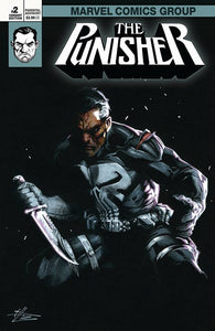 THE PUNISHER #2 by Dell 'Otto TRADE DRESS! ***ONLY 600 Copies Worldwide!***