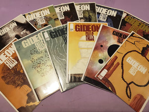 GIDEON FALLS #1-#12 SET(complete to current) ~ All 1st Prints! ~ SAVE $40 CAD!! - Mutant Beaver Comics