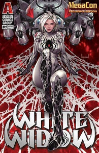 Pre-Order: WHITE WIDOW #1 Kael Ngu MEGACON Exclusive! ***ONLY 250 Copies!***