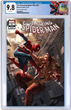 AMAZING SPIDER-MAN #21 Junggeun Yoon EXCLUSIVE! ***Available in TRADE DRESS, VIRGIN SET & CGC 9.8!***