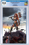Pre-Order: RED SONJA: BIRTH OF SHE DEVIL #1 JOHN GALLAGHER Virgin Exclusive ***Ltd to ONLY 500 Copies!***