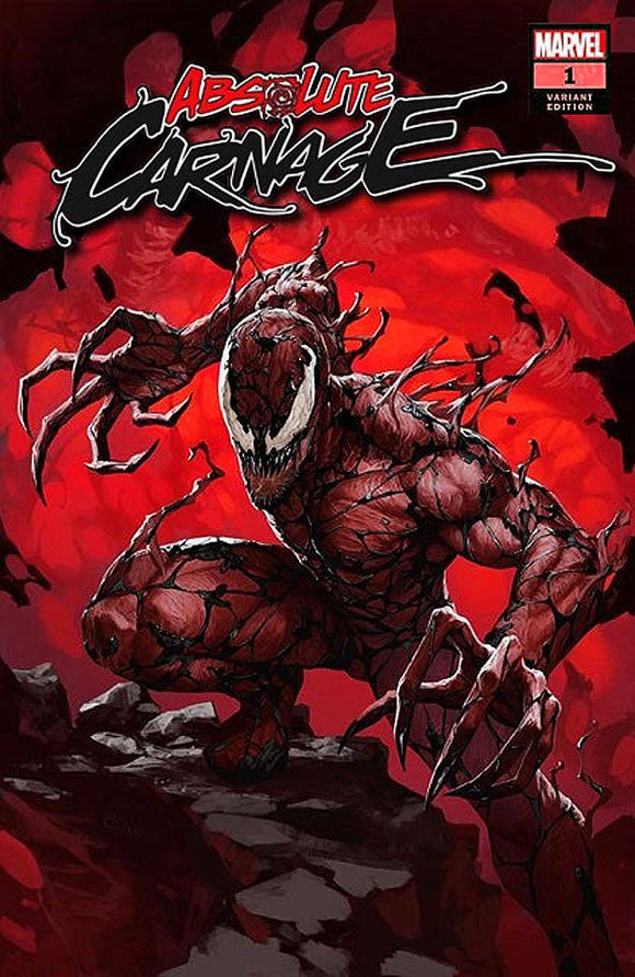 ABSOLUTE CARNAGE Skan Srisuwan Exclusive! ***Available in TRADE DRESS, VIRGIN SET, and CGC 9.8, SS & REMARK***