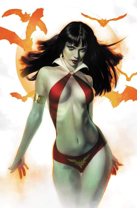 VAMPIRELLA #1 Joshua Middleton SDCC Exclusive!