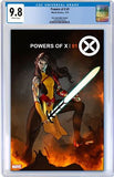 Pre-Order: POWERS OF X #1 Gerald Parel TRADE DRESS Exclusive! (Ltd to ONLY 500 with COA!) ***Available in TRADE DRESS & CGC 9.8*** - Mutant Beaver Comics