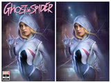 Pre-Order: GHOST-SPIDER #1 Shannon Maer EXCLUSIVE!! ***Available as TRADE DRESS, VIRGIN SET, CGC 9.8, & CGC SS***