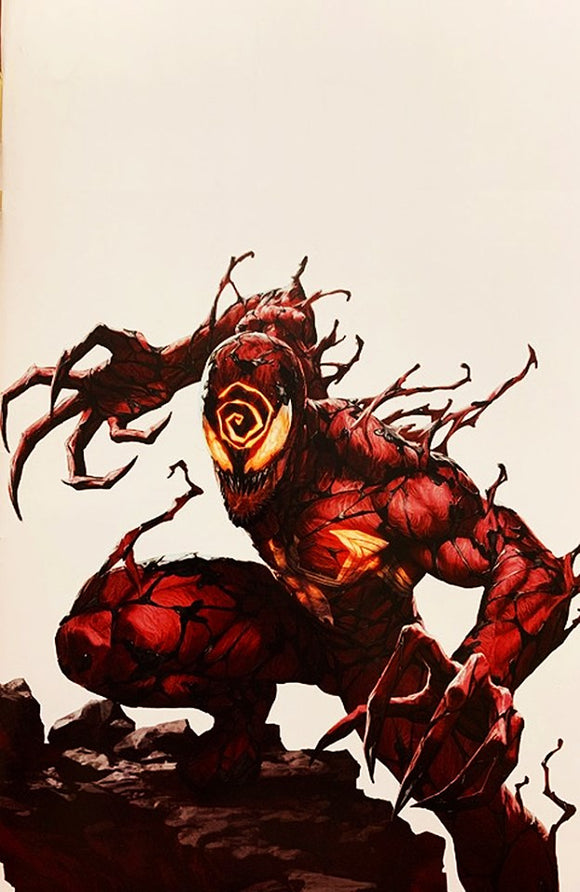ABSOLUTE CARNAGE #1 SECRET SKAN