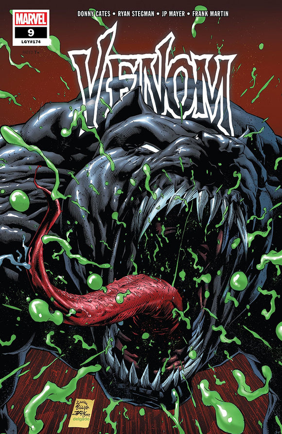 VENOM #9 Cover A ~ 1st Print (1st App of Dylan Brock) - Mutant Beaver Comics