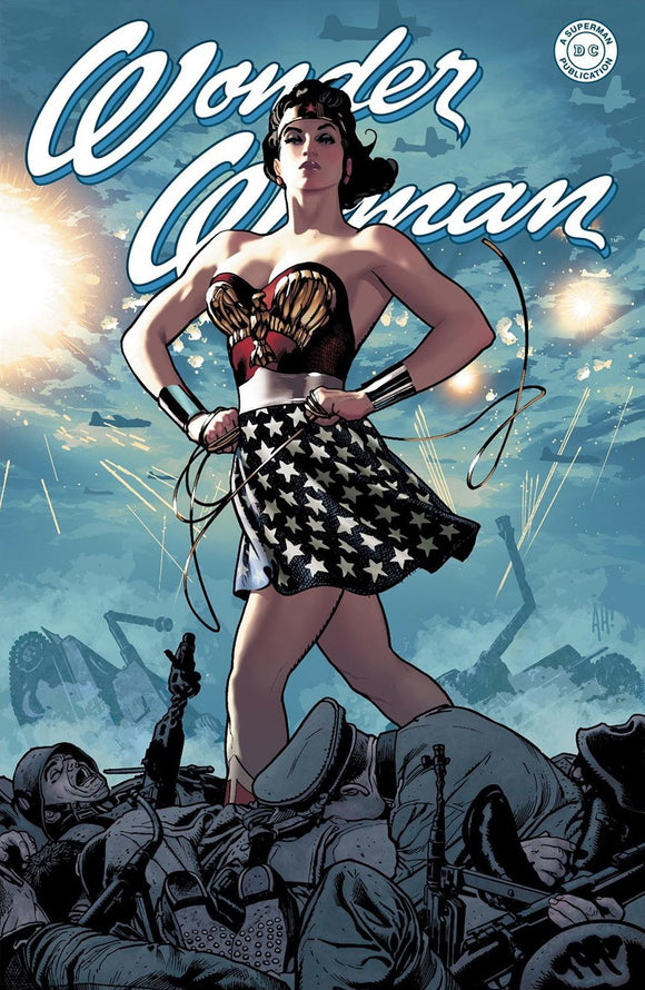 Pre-Order: WONDER WOMAN #750 Adam Hughes Exclusive! ***Available in TRADE DRESS or VIRGIN SET*** - Mutant Beaver Comics