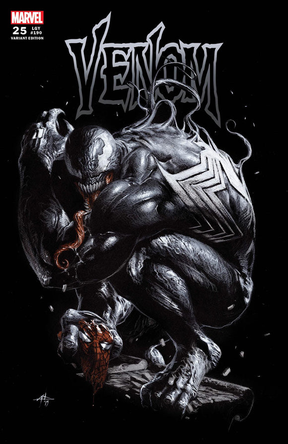 Pre-Order: VENOM #25 Gabriele Dell 'Otto Exclusive! ***Available in TRADE DRESS, VIRGIN & SET*** - Mutant Beaver Comics