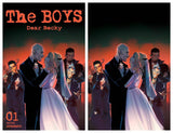 Pre-Order: THE BOYS Dear Becky #1 Mirka Andolfo Exclusive! ***Available in TRADE DRESS, VIRGIN SET, and CGC 9.8*** - Mutant Beaver Comics